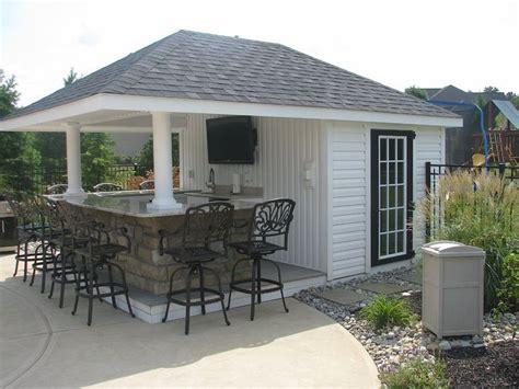 pool sheds with bars bar sheds pool bar pool houses and backyard