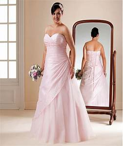 Pink wedding dress dressed up girl for Pink wedding dress plus size