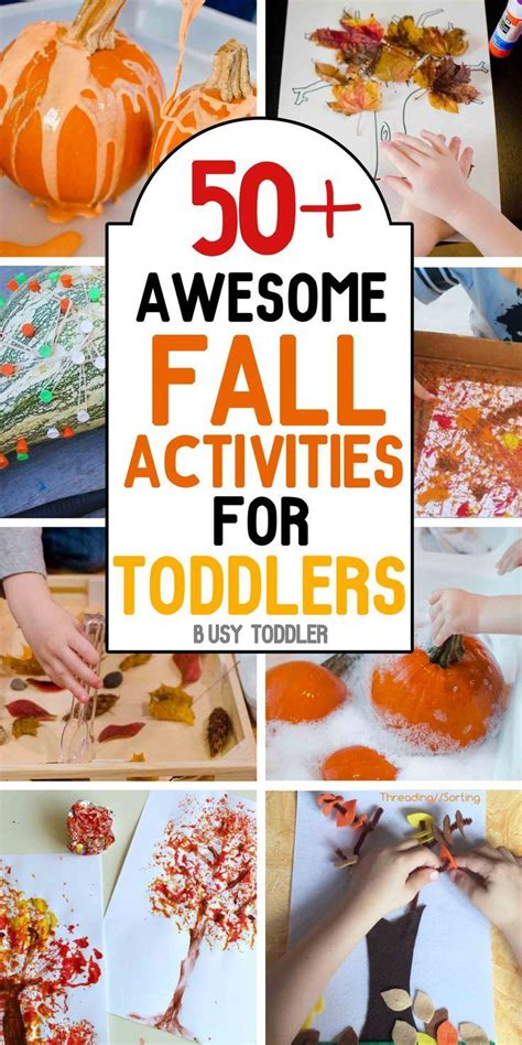 50 awesome fall activities for toddlers best sensory 842 | d91cc82662f77be79352375becc4aa1c