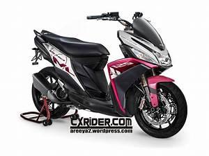 Modifikasi Yamaha Mio125 M3