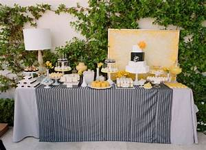 Dessert Buffet Tips by Sweet and Saucy · Ruffled