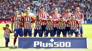LaLiga Santander Atletico Madrid Player Ratings Vs Eibar