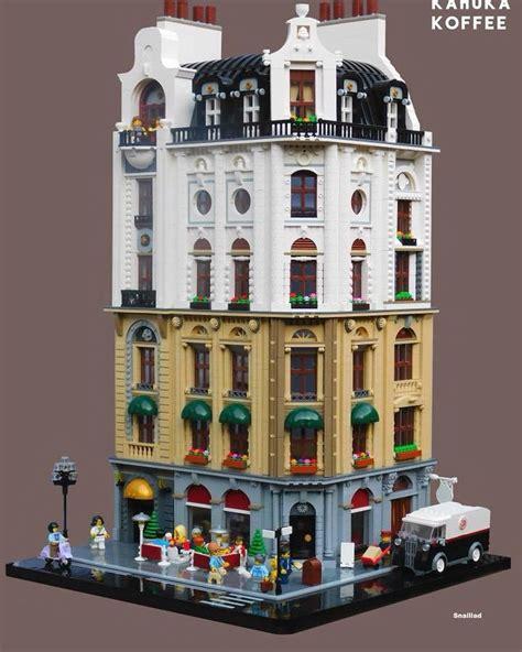 Moderne Lego Häuser by 662 Me Gusta 2 Comentarios Lego Heroes Leopeo86 En