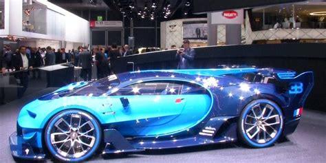 Bugatti That Changes Colors by Auto News Updates Bugatti Vision Gt Color Change