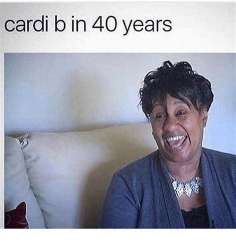 funny cardi  memes laughtard