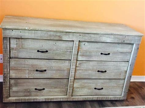 1000+ Images About Pallet Dresser On Pinterest Changing Table Chest Of Drawers Uk 22 Full Extension Ball Bearing Drawer Slides Rustic Cabin Pulls Cup Black 24 Chester Sharp Microwave Installation Malm 4 Oak Veneer Furniture Village Emily
