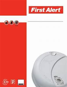 First Alert Smoke Alarm Sa710b User Guide