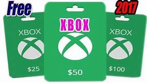 Free Xbox Gift Cards No Survey 2017 Lamoureph Blog