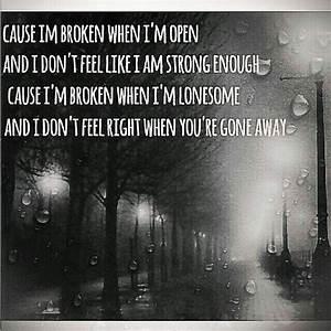 Broken - Seethe... Broken Lyrics