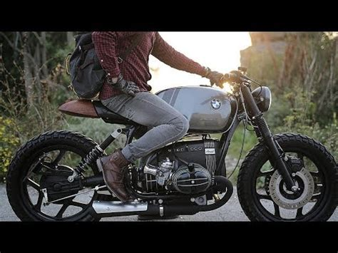 custom bmw rrt  vintage room motorcycles youtube