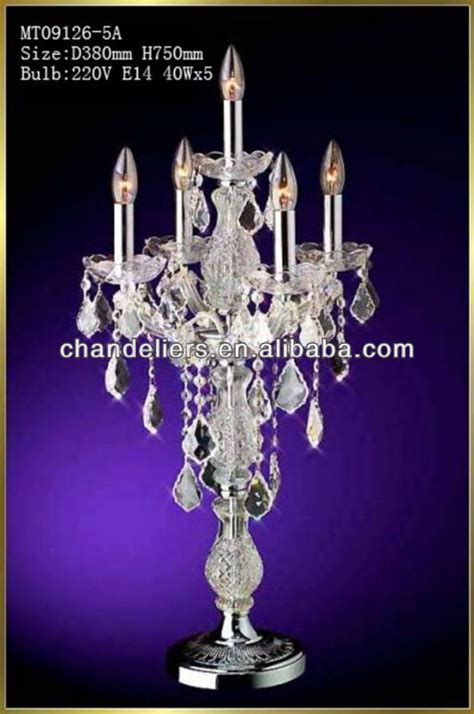 cheap chandelier table l for wedding view