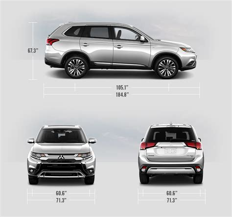 Mitsubishi Motors 2019 by 2019 Mitsubishi Outlander Specifications Mitsubishi Motors