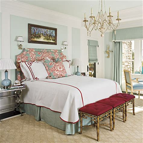 Southern Living Living Room Paint Colors by Master Bedroom Decorating Ideas Southern Living
