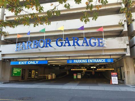 boston common parking garage harbor garage parking in boston parkme