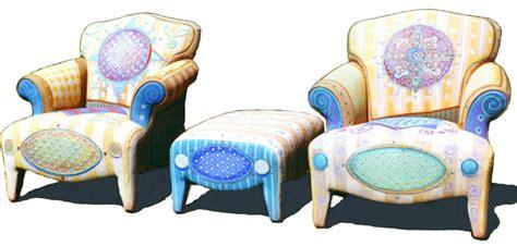 handpainted furniture sillas pintadas sillas muebles
