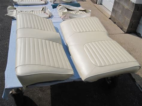 Don S Upholstery by 1965 Ford Mustang Convertible Seat Upholstery Maple Hill