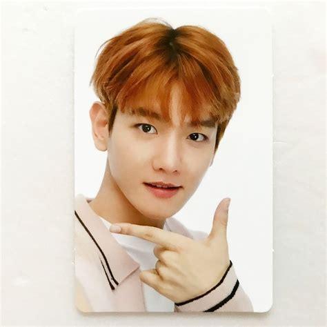 di exo official photocard