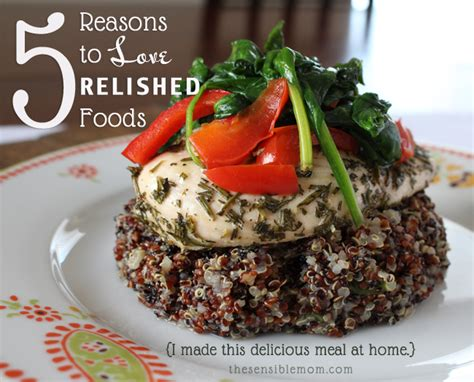5 Reasons To Love Relished Foods Delivery Service