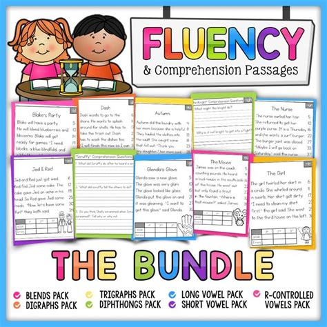 17 Best Images About Reading Fluency On Pinterest  First Grade Reading, Decoding And Sight Words