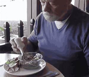 Parkinsons Disease Eating Gif