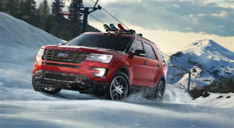 ford explorer towing capacity  engine specs