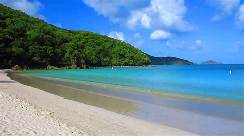 Magens Bay Is The Best Beach Of Stthomas Us Virgin