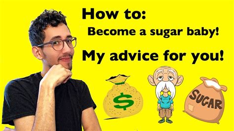 How To Become A Sugar Baby *my Experience* Youtube