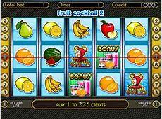 Игровые автоматы fruit cocktail 2 бесплатно
