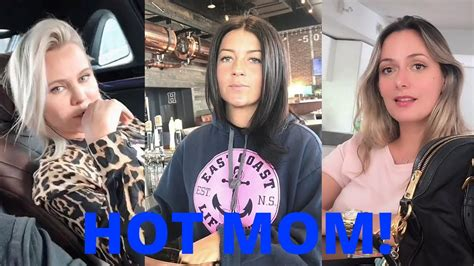 Hot Mom Check Compilation Youtube