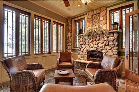 Craftsman Style Sunrooms Window Ideas