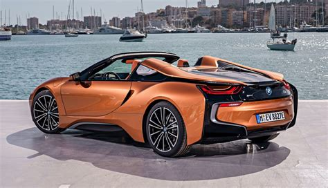 I8 Roadster Image by Import Bmw I8 Roadster Hybrid Import Marques