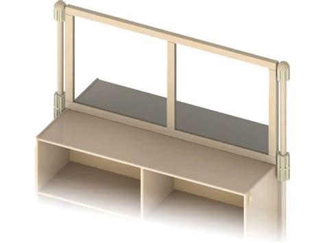 deck acrylic preschool room divider kyd 1580 148 | KYD 0380