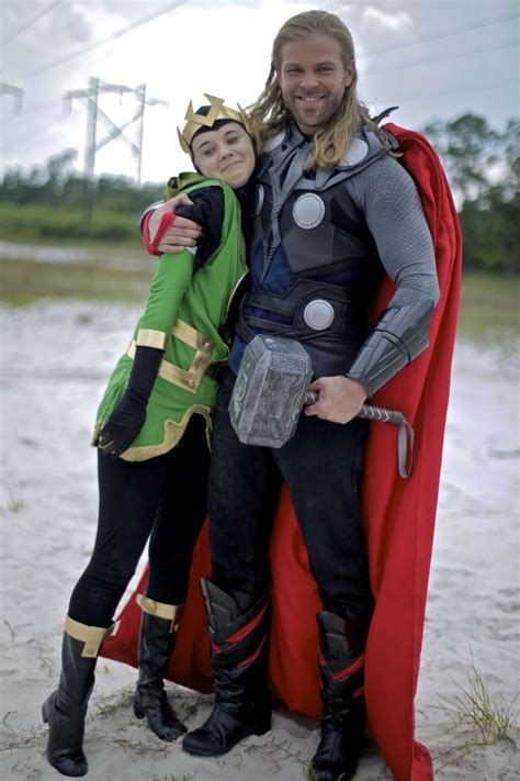 Loki Thor And Amazing Cosplay On Pinterest