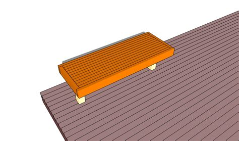Deck Bench Design by Deck Bench Plans Free Outdoor Plans Diy Shed Wooden