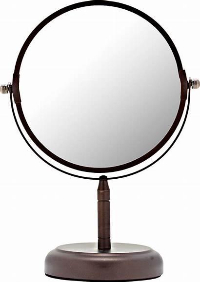 Mirror Transparent Clipart Round Clip Espejo Webstockreview