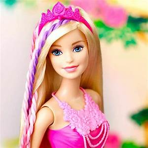 Barbie Endless Hair Kingdom Snap 'n Style Princess Doll ...  Barbie