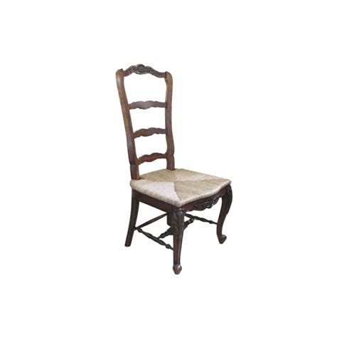 european design country ladderback dining chair