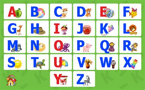 Alphabet For Kids (abc)  Android Apps On Google Play