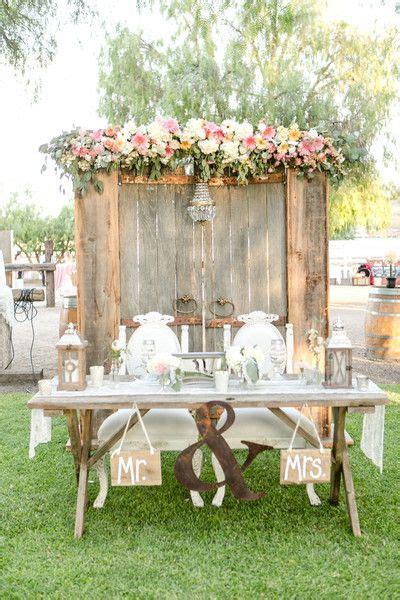 Cari and Paul's Wedding in Murrieta California Rustic