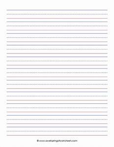 Best photos of primary lined paper kindergarten lined for Writing templates for 3rd grade