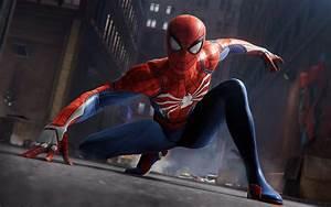 New Spider-man Screenshots and concept art show Norman ...
