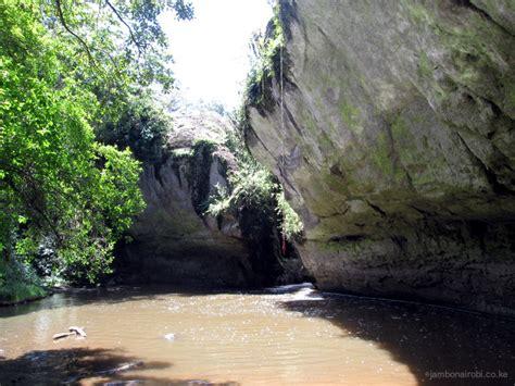 caves mt kenya