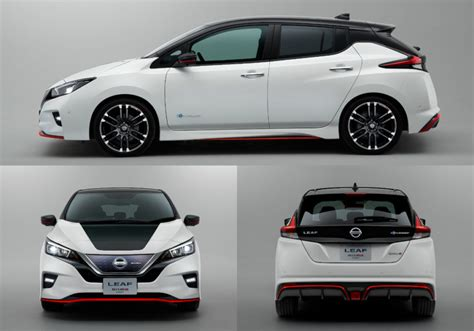 Nissan Leaf Torque by Nissan Leaf Gets Nismo Treatment Torque
