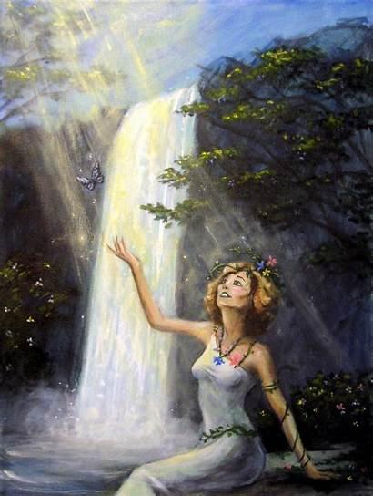 Mother Nature Illustration Mom Alec Acevedo