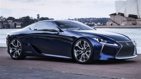Lexus Planning To Build A New Model Next Year