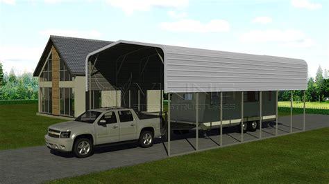 Rv Carport by 18x36 Metal Rv Carport