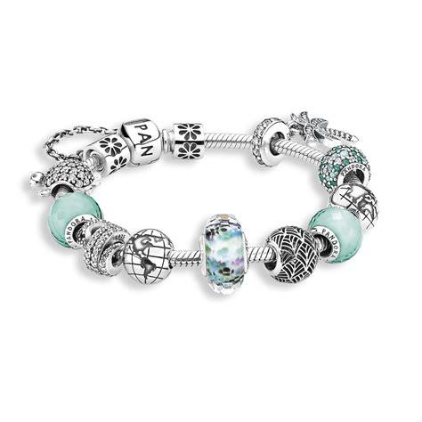 trésors d 39 été loulou bracelet trésors exotiques pandora fr pandora estore