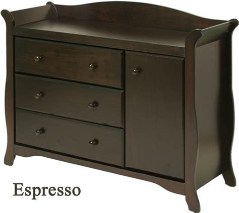 baby dresser changing table furniture fashionthe aspen combo tower dresser and baby