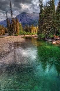 Montana Glacier National Park River