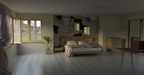 generate  high quality rendering   sketchup model